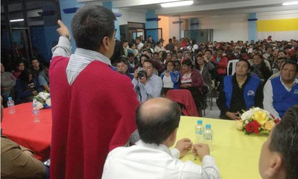 En Bolívar CREO fortalece su acuerdo político con el Movimiento SIARI frente al 2019