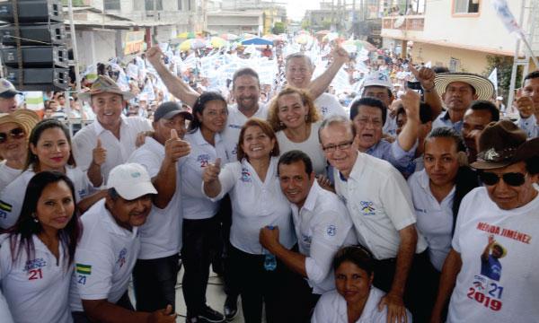 Desde Salitre CREO Guayas presenta su propuesta de cambio para las elecciones seccionales