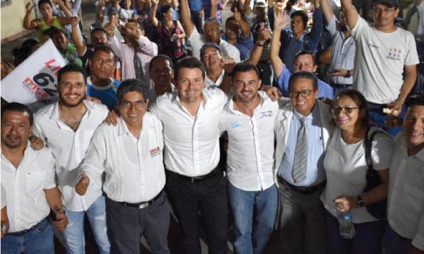 Desde el Sur de Guayaquil se apertura una nueva central de trabajo político para fortalecer el 2019