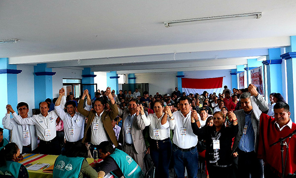 CREO Bolívar presenta su propuesta de cambio para el desarrollo con miras al 2019