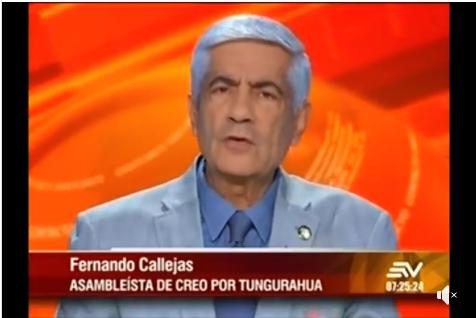 Callejas afirma que la creación de comisión anticorrupción asusta a muchos poderes del Estado