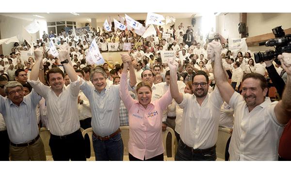En Guayas CREO presenta su propuesta de cambio ciudadano para el 2019