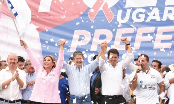 CREO mueve el tablero electoral con su propuesta de cambio y desarrollo para la Prefectura del Guayas