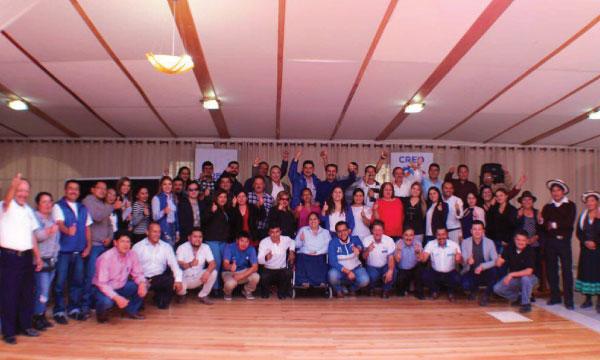 En Cañar continúa el ciclo de capacitación electoral a la estructura de CREO