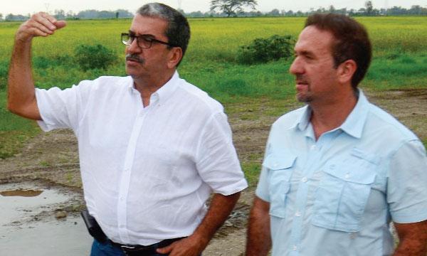 Mario Touma busca reactivar el desarrollo y la producción en la próxima Alcaldía de Babahoyo