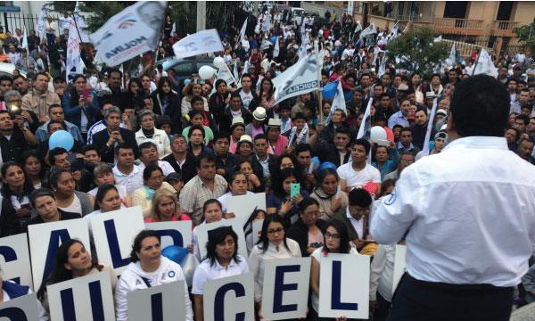 CREO Cañar afianza su liderazgo frente al 2019 y continúa su trabajo ciudadano