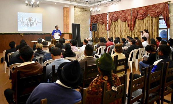 CREO desarrolla taller de capacitación electoral con miras a las elecciones seccionales