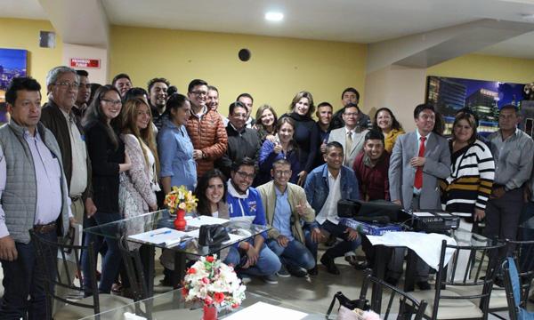 CREO desarrolla taller de capacitación electoral en Ambato