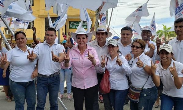 El trabajo por el desarrollo productivo de Guayas en el 2019 llega al Cantón El Triunfo