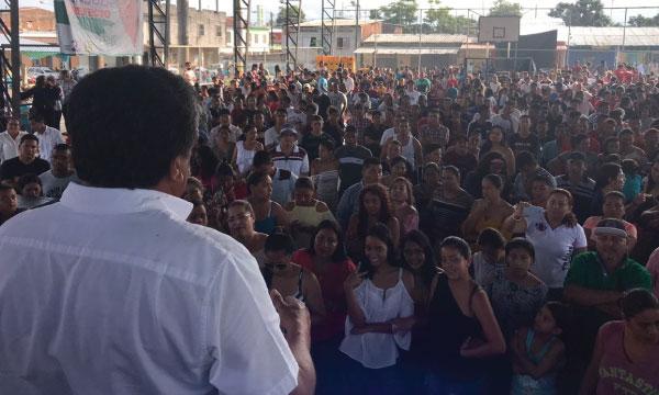 En Los Ríos se fortalece la propuesta electoral para recuperar la Prefectura Provincial