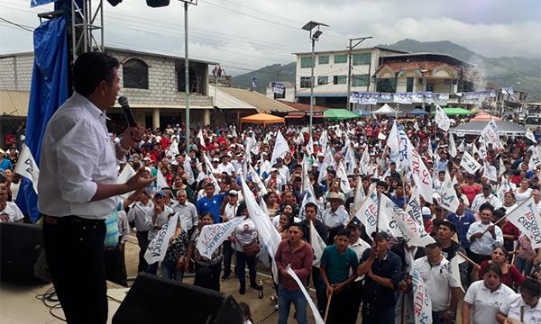 CREO Pindal presenta sus candidatos y fortalece el trabajo ciudadano para las seccionales