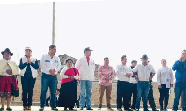 Desde Alausí continúa el fortalecimiento electoral en Chimborazo frente a las seccionales