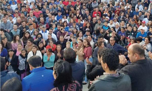 CREO Azogues continúa su proceso para la reelección del Alcalde Virgilio Saquicela