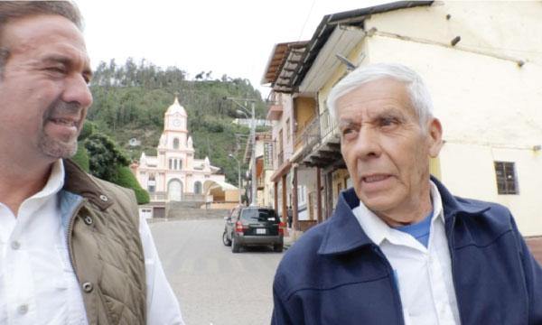 Bosco Castillo busca el desarrollo productivo desde la Alcaldía de Guachapala