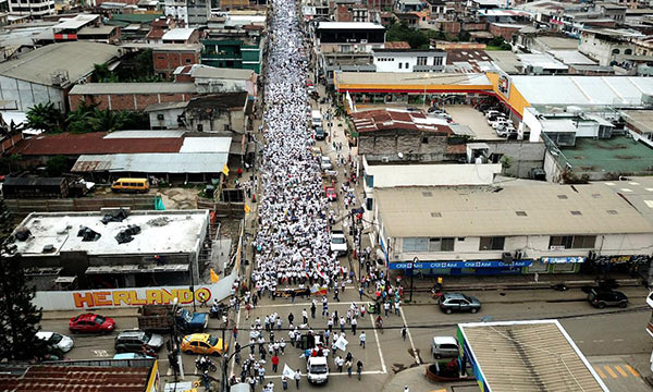 Multitudinario arranque de campaña de CREO desde la Provincia de Manabí