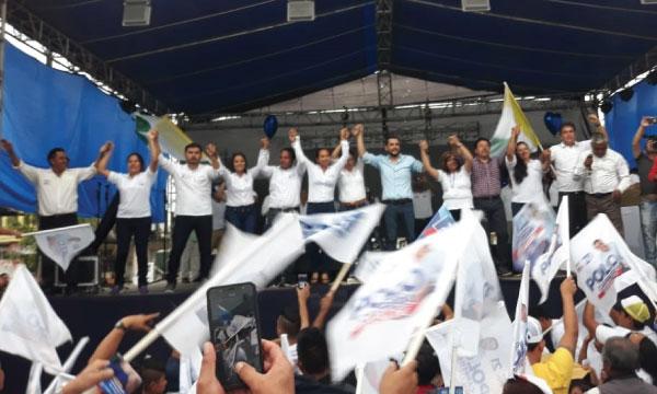 Desde La Maná Polo Carrera multiplica el apoyo ciudadano para la victoria a la alcaldía
