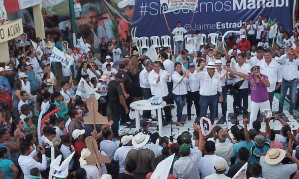 Paján confirma el liderazgo de Johnny Nieto frente a las elecciones municipales del 2019