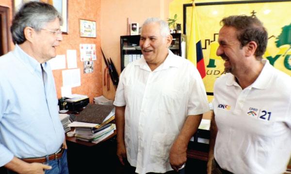 Roberto de la Torre busca continuar con el desarrollo de Puyo