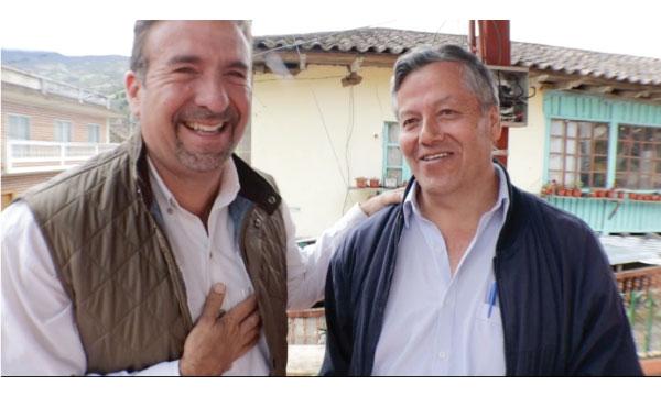 Desde Azuay Victor Maldonado prepara el futuro crecimiento del Cantón Sevilla de Oro