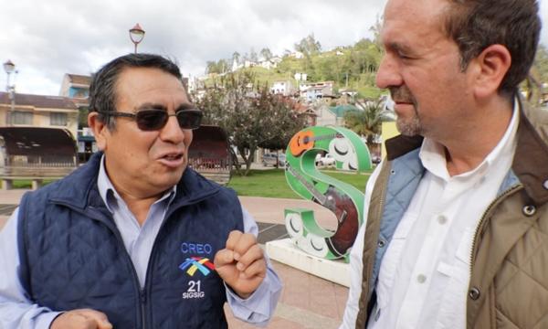 Zhiminay busca fomentar el turismo desde la alcaldía de Sigsig