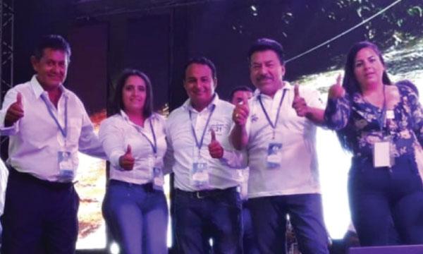 Cotopaxi cierra su jornada electoral de la mano del Prefecto Guido del Toro