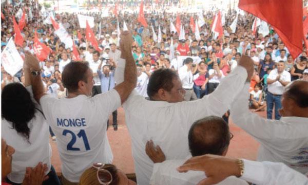 Lasso apoya a Rommel Morán en Manabí para promover el cambio en la Alcaldía de Jipijapa
