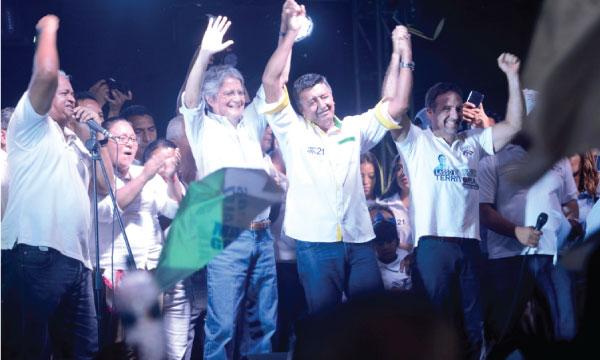 Lasso apoya a Marcos González quien iniciará el cambio en la alcaldía de Puebloviejo