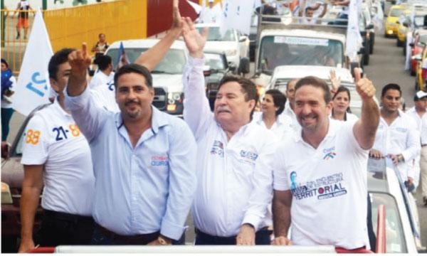 Quirola y Encalada consolidan su fuerza electoral y el apoyo de CREO en las seccionales