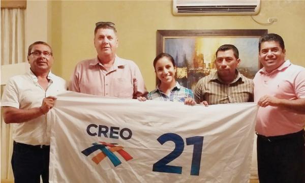 CREO recorre la provincia de Manabí y trabaja con las autoridades electas