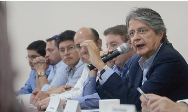 CREO planifica su trabajo con miras al 2021 con representantes de las 24 Provincias