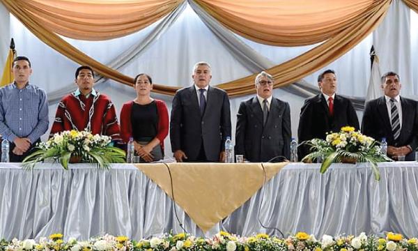 CREO Pallatanga se une a los territoritos de Chimborazo con autoridades del Movimiento