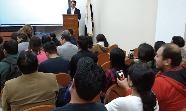CREO continúa la capacitación de sus autoridades seccionales desde Chimborazo