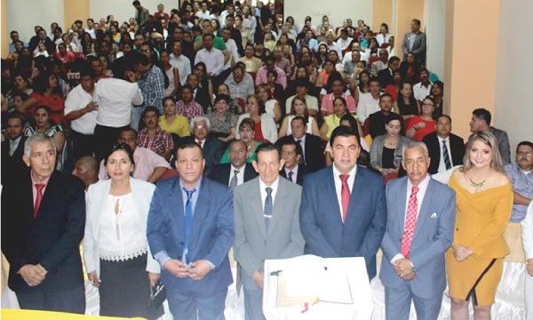 CREO acompaña desde Cañar la posesión de sus autoridades seccionales electas