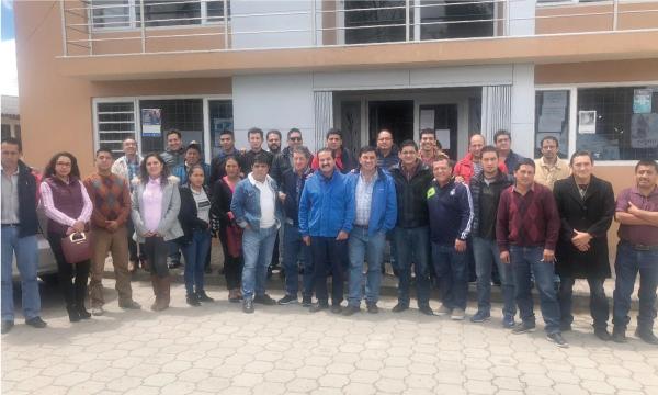 CREO Cañar ejecuta su proceso de capacitación a sus autoridades seccionales electas