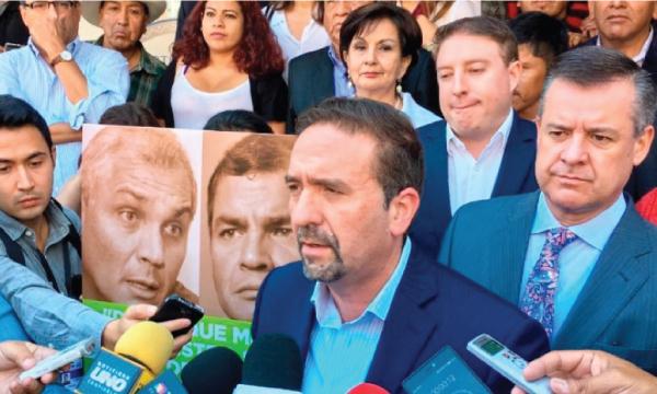 CREO presentó pruebas de la corrupción de Odebrecht en las campañas 2006 y 2017