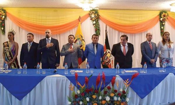En la Provincia de El Oro se posesionan las autoridades de CREO e inician su trabajo seccional