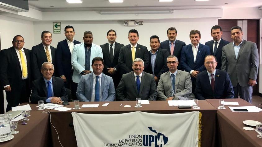 Alcalde electo de CREO participará en el encuentro anual de Alcaldes Latinoamericanos