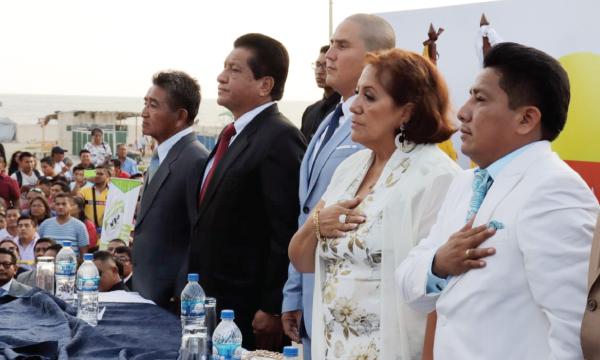 En Guayas se posesionan las nuevas autoridades seccionales del Movimiento CREO