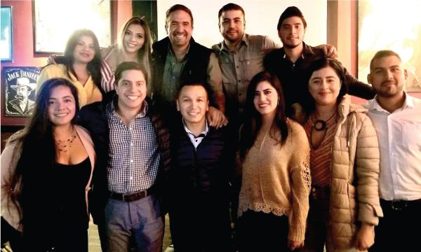 Dirigencia de Jóvenes CREO Loja planifica el trabajo político para el segundo semestre del 2019