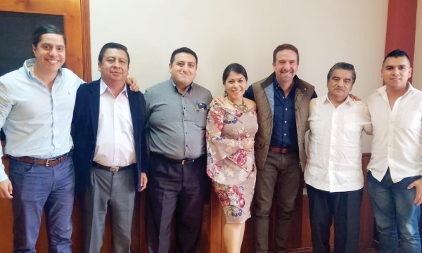 CREO concluye su semana de recorridos territoriales con las  autoridades de Loja