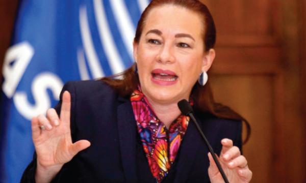 CREO logra llevar el Juicio Político en contra de María Fernanda Espinosa al pleno de la Asamblea