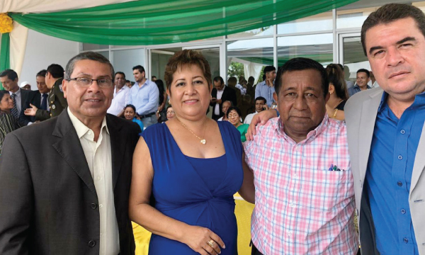 Los recorridos en Manabí se intensifican para acompañar a las autoridades electas