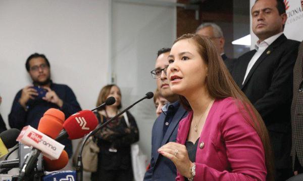 Vicepresidenta de CREO asiste al encuentro anual de parlamentarios latinoamericanos
