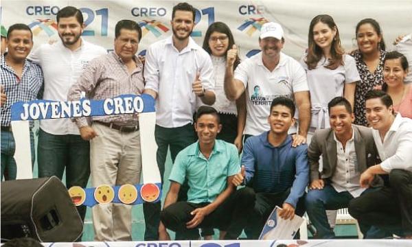 Jóvenes CREO prepara su capacitación para el proceso de fortalecimiento territorial