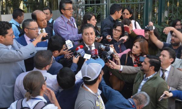Asambleísta de CREO solicita ante la Contraloría una investigación a Tuárez