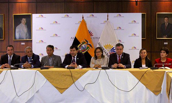 BLOQUE CREO participa en el lanzamiendo de la APP que promueve el parlamento abierto y la transparencia legislativa.
