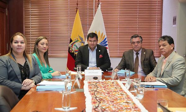CAL califica el Juicio Político a miembros del Consejo de Participación Ciudadana y Control Social (CPCCS)