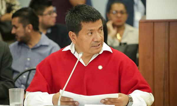 Juicio Político a la ex-ministra de salud, Verónica Espinoza, pasa al Pleno por decisión unánime de la comisión de Fiscalización.