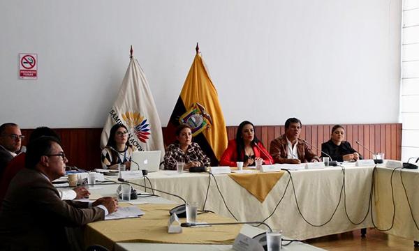 Comisión de Fiscalización da inicio a las solicitudes de Juicio Político en contra de 4 miembros del CPCCS