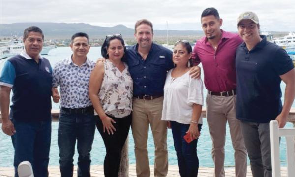 CREO concluyó su semana territorial con las autoridades electas de Santa Cruz